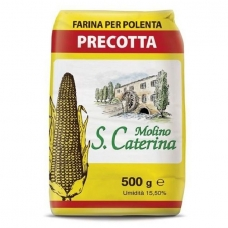 Kukurūzų miltai Polenta, 500 g