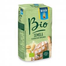 Kvietiniai miltai Semola Di Grano Duro, BIO, DeCecco 1 kg