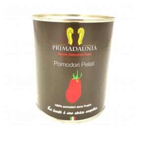 Mizoti tomāti savā sulā PRIMADAUNIA, 800g