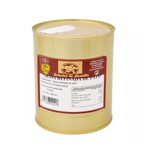 Kausēti pīļu tauki SELECTOS DE CASTILLA, 800g