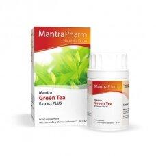 """Maisto papildai """"Mantra žaliosios arbatos ekstraktui plius"""""""