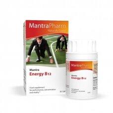 """Maisto papildas """"Mantra energija B12"""""""