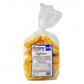 Makaroni ar olām Tagliolini Di Amante, 500g