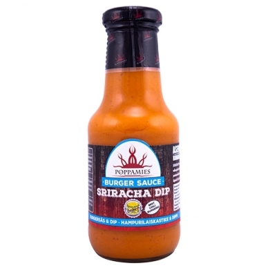 """Mėsainių padažas """"Sriracha DIP Burger Sauce"""", 320 g"""