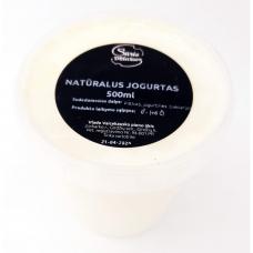 Natūralus jogurtas, 500 ml