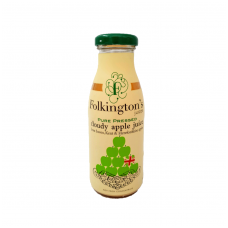 Obuolių sultys FOLKINGTON'S, 250 ml