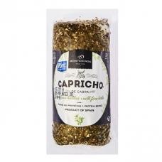 Ožkų pieno sūris su žolelėmis Capricho Mini Fine Herbs, rieb. 45%, Montesinos, 145 g