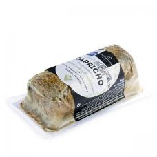 Ožkų pieno sūris su žaliaisiais pipirais Capricho Mini Green Pepper, rieb. 45%, Montesinos, 145 g