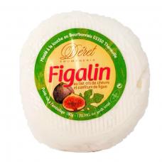 Ožkų pieno sūris su figų uogiene Figalin 19%, 180 g