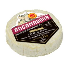 Ožkų pieno sūris Rocamadour, 35g