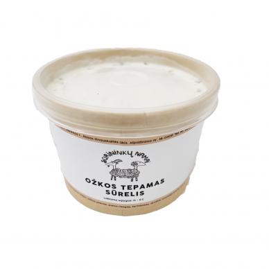 Ožkos pieno tepamas sūrelis, 250ml