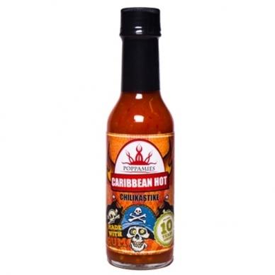 "Padažas - marinatas ""Carribean Hot"" aštrus, 150ml"