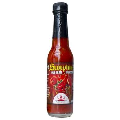 """Padažas - marinatas """"Scorpion"""" aštrus,  60ml"""