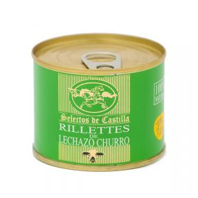 Piena jēra rulete SELECTOS DE CASTILLA, 200g