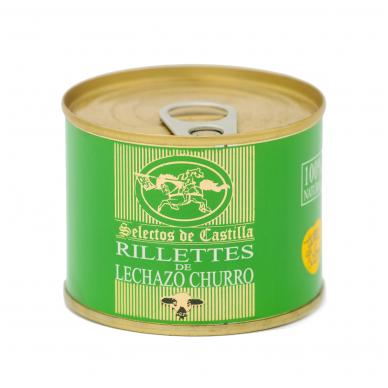 Pieninio ėriuko riletas SELECTOS DE CASTILLA, 200 g