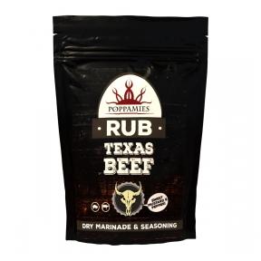 Garšvielu maisījums Texas Beef RUB, 200g