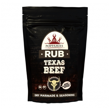 """Prieskonių mišinys """"Texas Beef RUB"""", 200 g"""
