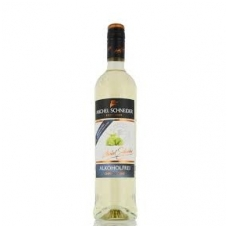 Pusiau saldus baltas nealkoholinis vynas Michel Schneider Chardonnay, 0,5% alk. tūrio, 0.75 l