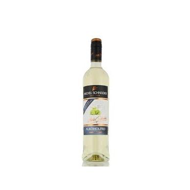 Pusiau saldus baltas nealkoholinis vynas Michel Schneider Chardonnay , 0,5% alk. tūrio, 0,75L