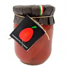 Rankomis lupti pomidorai savo sultyse PRIMADAUNIA, 580ml