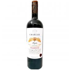 Raudonas vynas Casa Charlize Primitivo Puglia IGT, 13,5% alk. tūrio, 0,75L