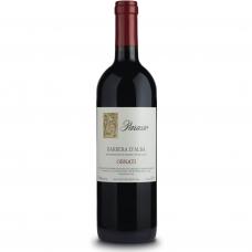 Raudonas vynas Parusso Barbera d'Alba Ornati Monforte Superiore DOC
