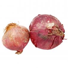 Raudonieji svogūnai, iš Graikijos ūkio, 0.5 kg