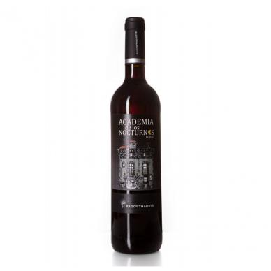 Raudonas vynas Pago de Tharsys Academia de los Nocturnos Bobal DOP, 12,5% alk. tūrio,  0,75 L
