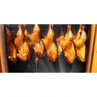 Rūkytas viščiukas vakuume, apie 650 g 3