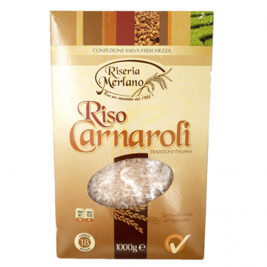 Ryžiai Carnaroli, 1 kg