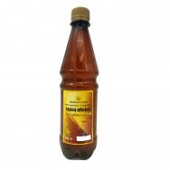 Šaltai spaustas nerafinuotas rapsų aliejus, 500 ml