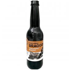 Sakiškių alus Braggot, 0,33 L