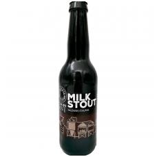 Sakiškių alus Milk Stout , 0,33 L