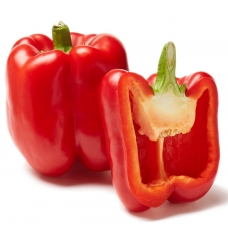 Saldžioji paprika, raudona, 0.5 kg