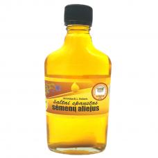 Šaltai spaustas sėmenų aliejus, Br. Vošterio ūkis, 200 ml