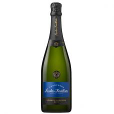 Šampanas Nicolas Feuillatte Reserve Exclusive Brut, 12% alk. tūrio, 0.75 l