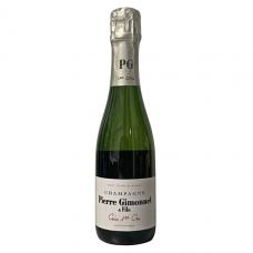 Šampanas Pierre Gimonnet Cuis 1er CRU Brut Blanc de Blancs, 12,5% alk. tūrio, 0.375 l