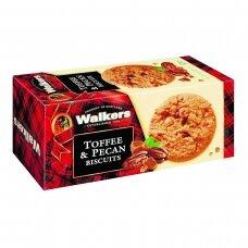 Sausainiai Toffee&Pecan, Walkers, 150 g