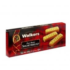 Sausainiai Shortbread Fingers, Walkers, 150 g
