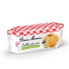 Sausainiai smėlinės tešlos su grūdais, Bonne Maman, 150 g