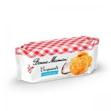 Sausainiai smėlinės tešlos su kokoso riešutais Croquants, Bonne Maman, 150 g