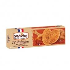 Sausainiai su karamele Palmier, St Michel, 100 g