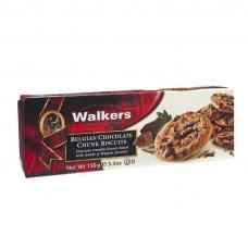 Sausainiai su šokoladu, Walkers, 150 g