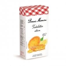 Sausainiai Tartaletės su citrinos įdaru, Bonne Maman, 125 g