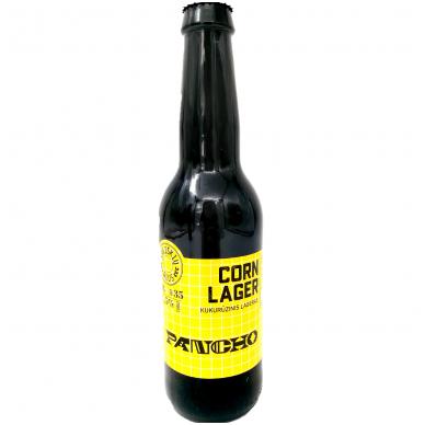Sakiškių alus Corn Lager, 0,33 L