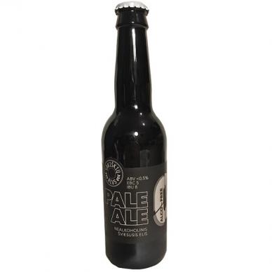 Nealkoholinis Sakiškių alus Alco Free Pale Ale, 0.33 l
