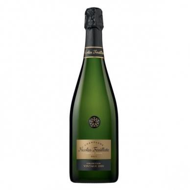 Šampanas Nicolas Feuillatte Vintage Brut,12% alk. tūrio, 0.75 l