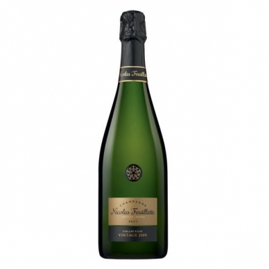 Šampanas Nicolas Feuillatte Vintage Brut  0,7l     12% alk. Tūrio,0,75L