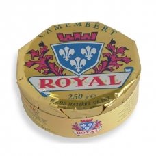 Sūris Camembert Royal, rieb. 45%, Ermitage, 250 g