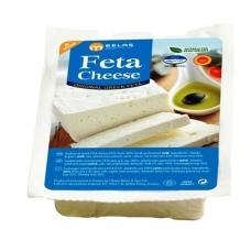 Avių-ožkų pieno sūris Feta DOP, rieb. 43%, 200 g
